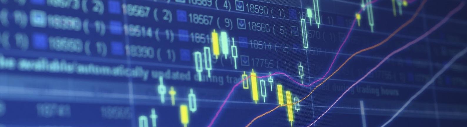 Stock Ticker Graph